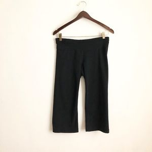 Under armour legging black cropped size:M casual